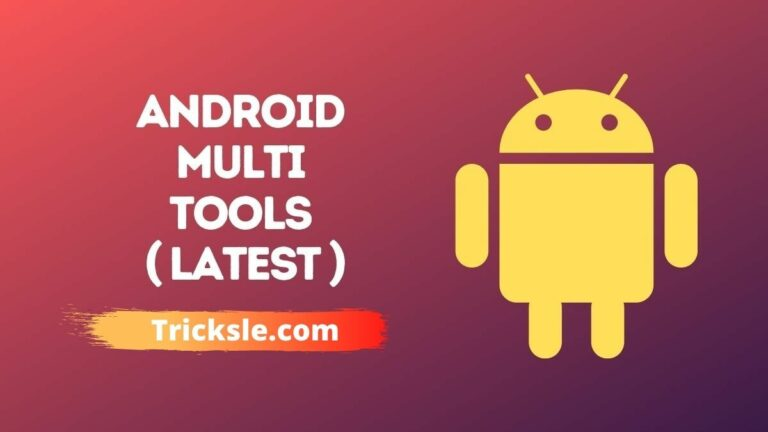 Android multi tools v1.02b Latest working For Windows