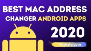 Best Mac Address changer Android Apps